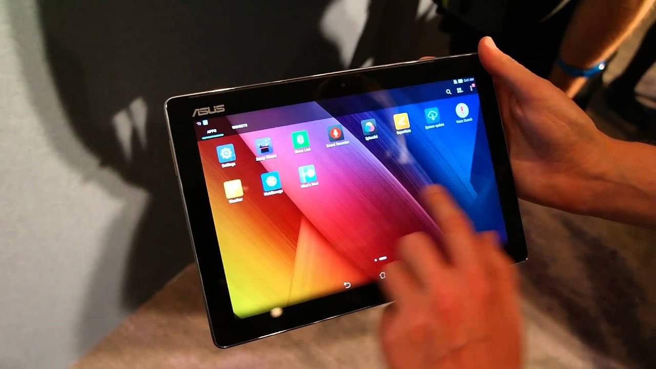 ASUS ZenPad 7 8 S 8 And 10 Hands On