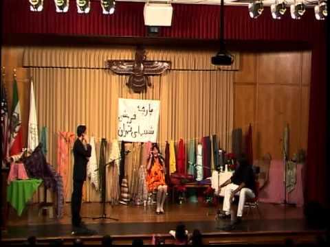 Persian TV - The Tehran Night's cloth store play @ CZC