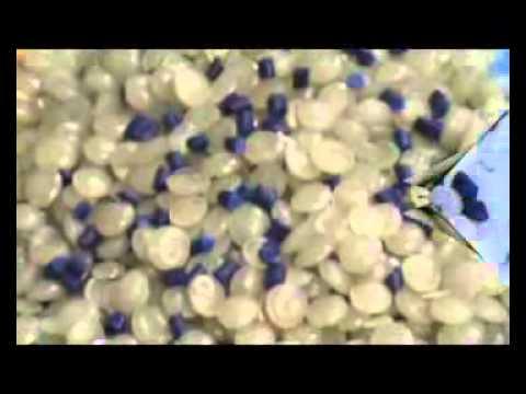 видео: Крупнейший переработчик полиэтилена ПВД в России(!)