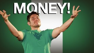 Flag/ Fan Friday NIGERIA (Geography Now!)