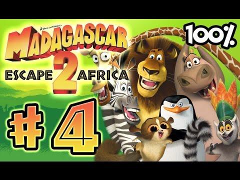 Madagaskar 2: Útěk do Afriky (2008) - trailer
