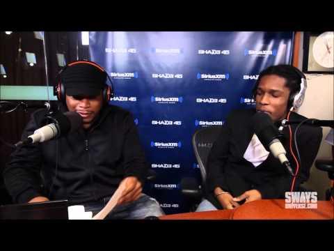 ASAP Rocky: Orgies While High, Dissing Rita Ora & Calling Her A Bitch,  Last ASAP Yams - SWAY 2015
