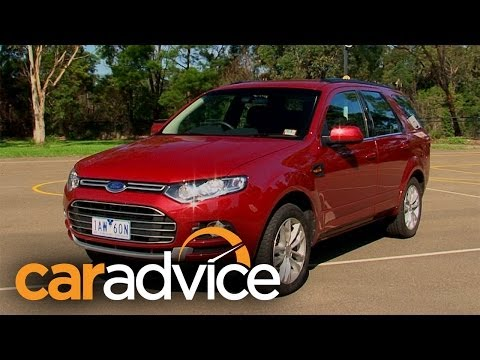 Ford Territory Video Review