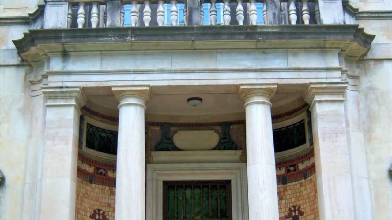 Barnes Foundation Art Gallery, Lower Merion PA - YouTube