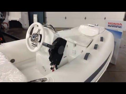 2016 Grand Marine 340 Gold Line inflatable boat for sale, Racine Riverside Marine, Racine, wi