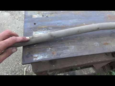 Как снять рулевую тягу на газели