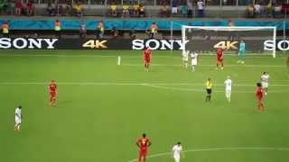 Julian Green First Goal for USMNT Assisted by Michael Bradley