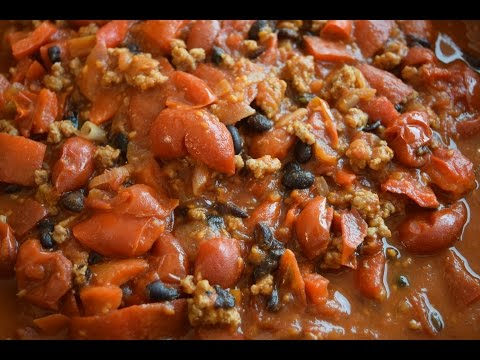 Ricetta #26: Chili con carne