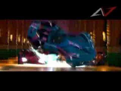 Speed Racer Trailer 3