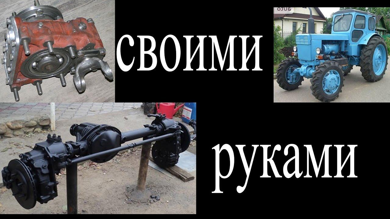 ТРАКТОР Т-40 ЗАБЕЛОВКА - YouTube