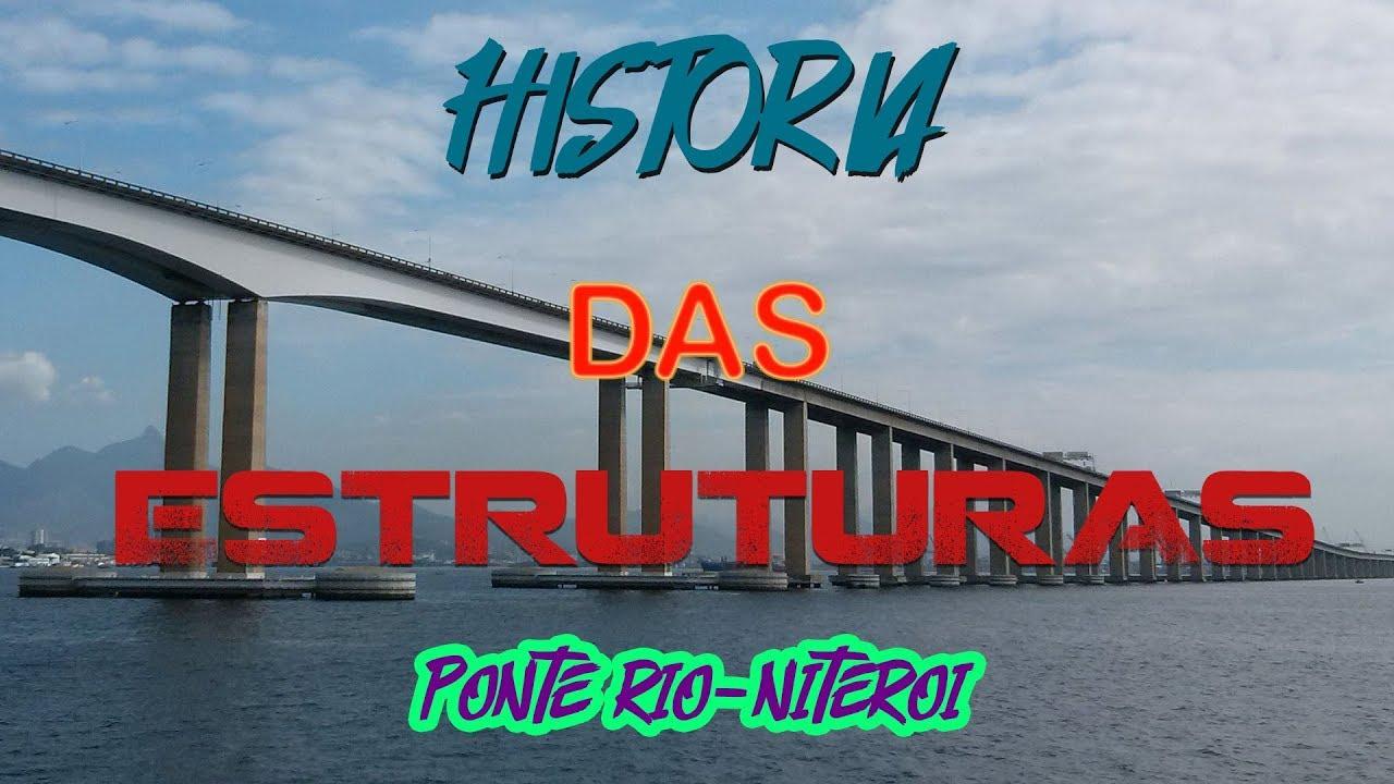 Ponte Rio-Niterói - História das Estruturas