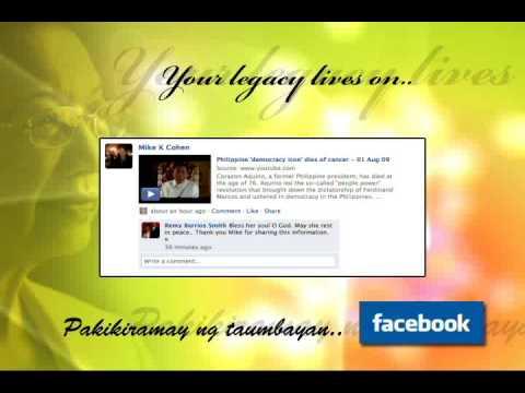 In memoriam: President Corazon Aquino [1]