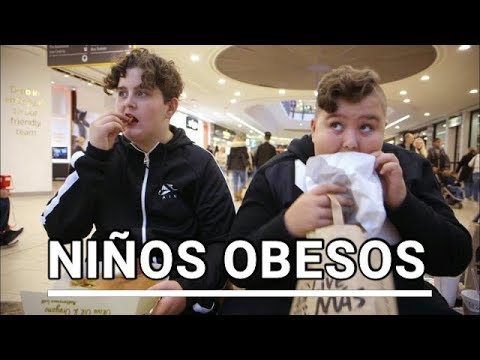 PELIGRO!!! NIÑOS OBESOS. (Documental) LSChannel
