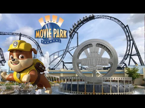 Movie Park Germany 2019 Tour & Review With The Legend