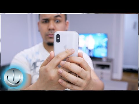 iPhone X | I Don't Miss Android...