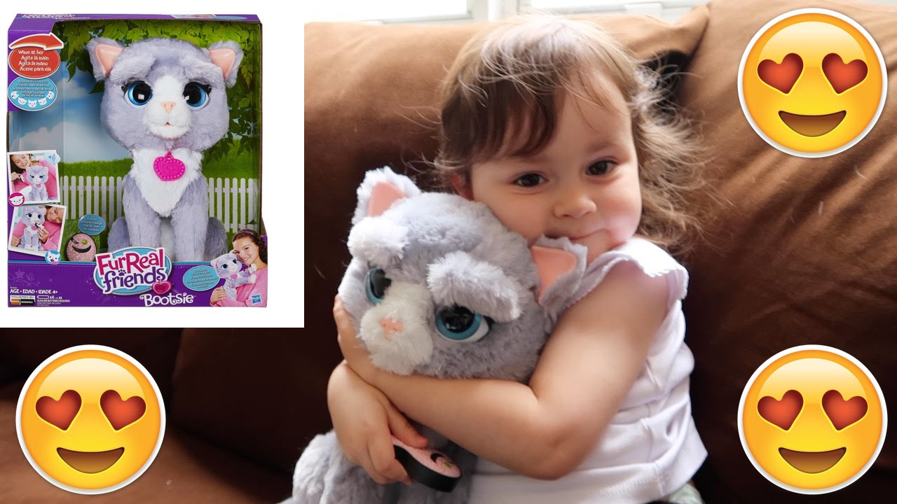 Top Furreal Friends Toys : Toys r us furreal friends bootsie toy review by catalina