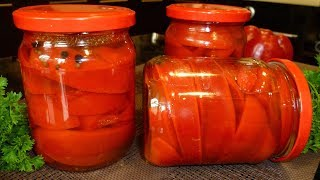 Болгарский перец с мёдом на зиму