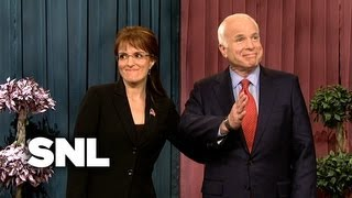 John McCain and Sarah Palin Do QVC - SNL