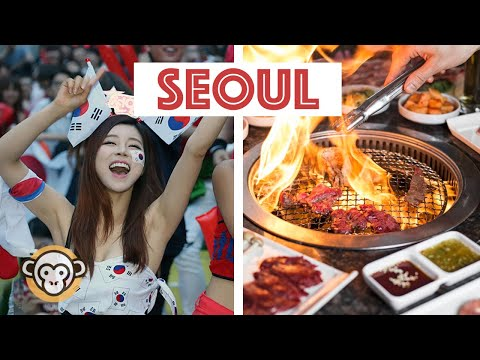 Top 10 Things to do in SEOUL, Korea | Go Local