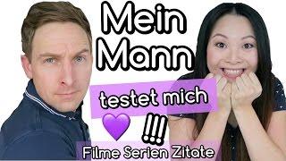 MEIN MANN TESTET MICH! UND SEINE ABNORMEN FREUNDE | FILMZITATE ERRATEN | Mamiseelen