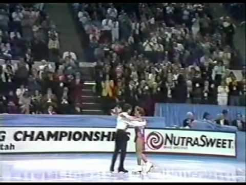 Wynne & Druar - 1990 U.S. Figure Skating Championships, Ice Dancing, Free Dance