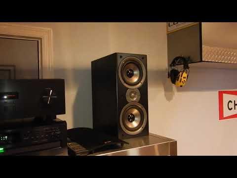 Polk Audio Monitor 40 Series II speaker review