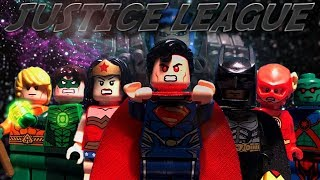 Lego Justice League Gods Among Us MOVIE