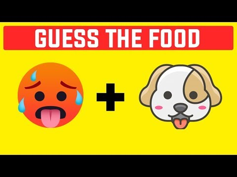 Can you Guess The Food By The Emojis In 10s ? Emoji Challenge