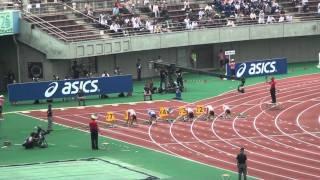 第95回日本陸上競技選手権大会 兼第13回世界陸上競技選手権大会代表選手...