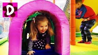 ВЛОГ Огромный Развлекательный Центр Family Fun for Kids Indoor Playground Развлечения для Детей