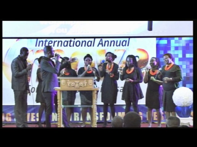 Song Ministration MOVE 2016
