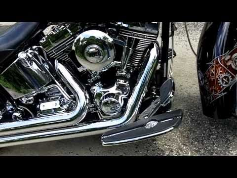 2005 HD Heritage Softail Classic-CUSTOMIZED