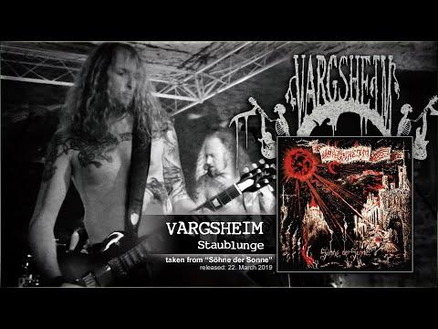 VARGSHEIM -  Staublunge (official video)