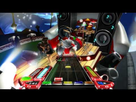 Santa Rockstar HD - Hark The Herald (Perfect)