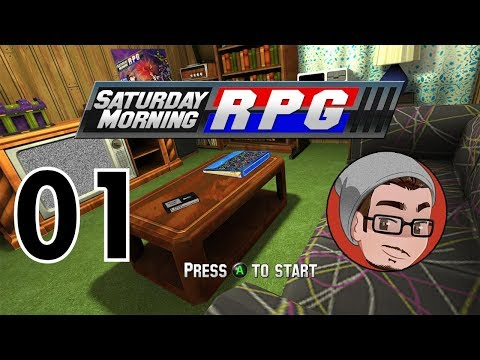 USE THE MICHAEL JACKSON GLOVE!! - Saturday Morning RPG for Nintendo Switch EARLY ACCESS Ep. 1