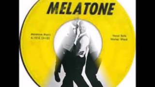 WALTER WARD & THE CHALLENGERS-I CAN TELL / THE MAMBO BEAT (LED BY CHARLES FIZER)-MELLATONE 1002-1958