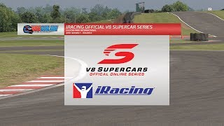 iRacing Official V8 Supercar Series - Round 8, Oulton Park