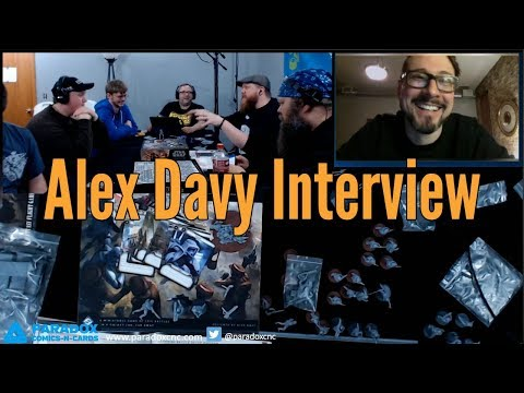 INTERVIEW with Star Wars Legion lead designer ALEX DAVY