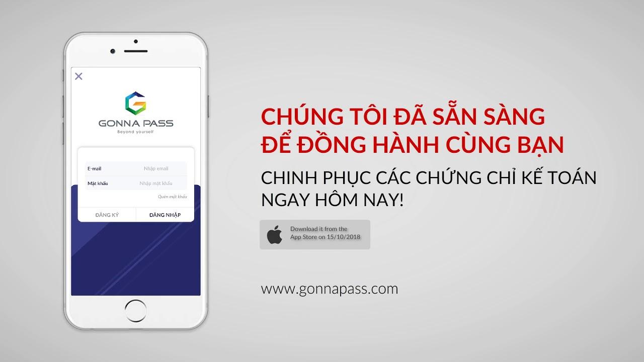 Cùng chinh phục các chứng chỉ hành nghề kế toán với Gonnapass!