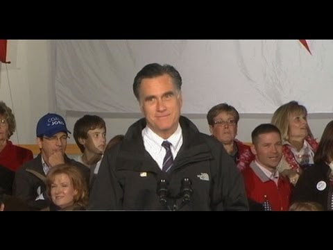Election 2012: Mitt Romney Campaign Behind the Scenes