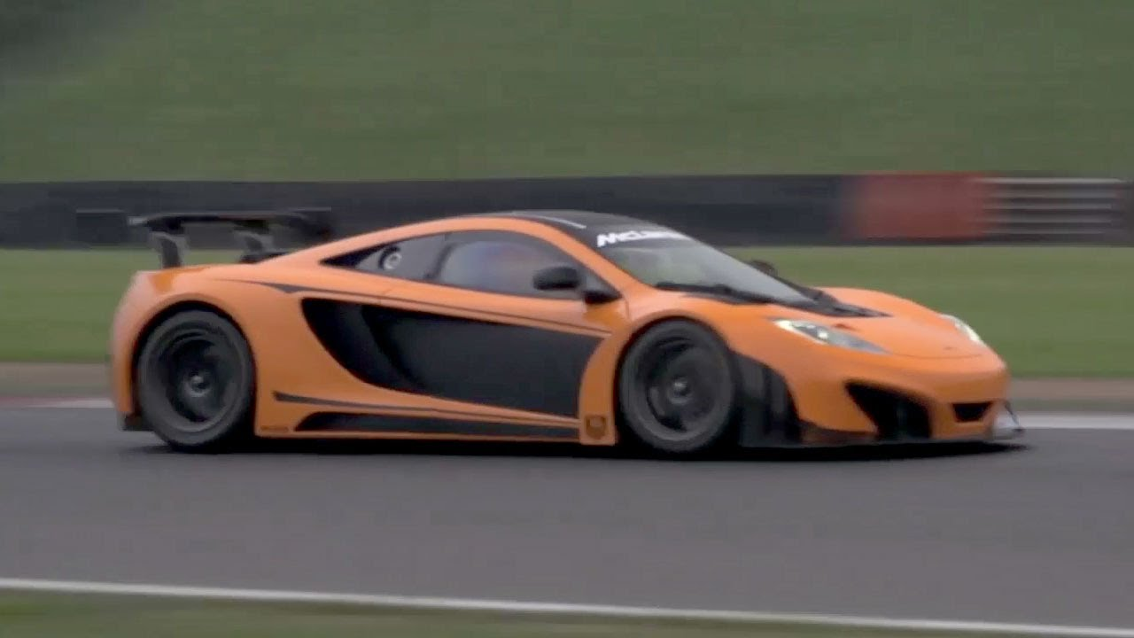 McLaren 12C GT3 Race Car. Carbon Dreams. -- /CHRIS HARRIS ON CARS ...