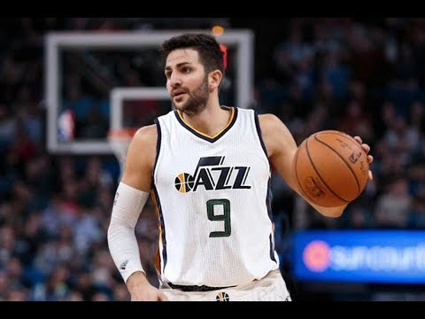 Ricky Rubio Career Highlights - Newest Jazz Player