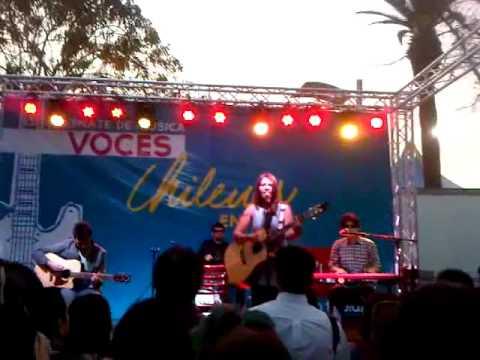 Denisse Malebrán Llévame Terrazas Mall Plaza Oeste 24 09 2011