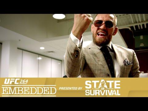 UFC 264 Embedded: Vlog Series - Episode 5