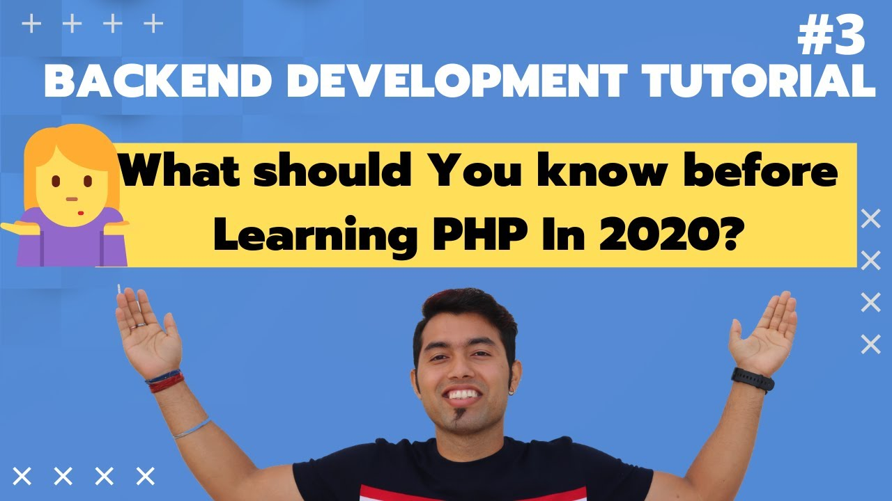 What Should You Learn Before Learning PHP In 2020? | PHP MySQL in Hindi #3