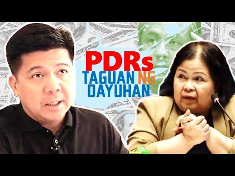 Hindi nakalusot kay Mike Defesor ang TAKTIKA ng ABS-CBN sa pagtatago ng foreign owners