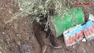 Последствия атак ИГИЛ в г. Сувейда, Сирия (18+) © SANA