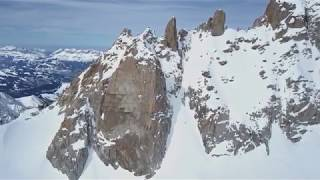 Skiing Chamonix with Dane Tudor & Ian McIntosh
