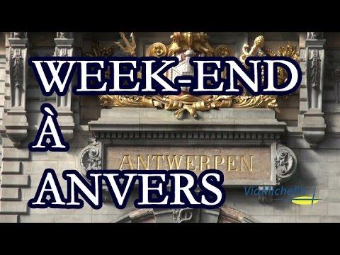 Weekend à Anvers