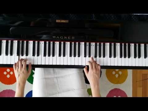 Tong Hua, Guang Liang - 童话(光良)Very Easy Piano Cover